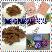 Daging Panggang Pedas