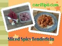 Slice Spicy Tenderloin
